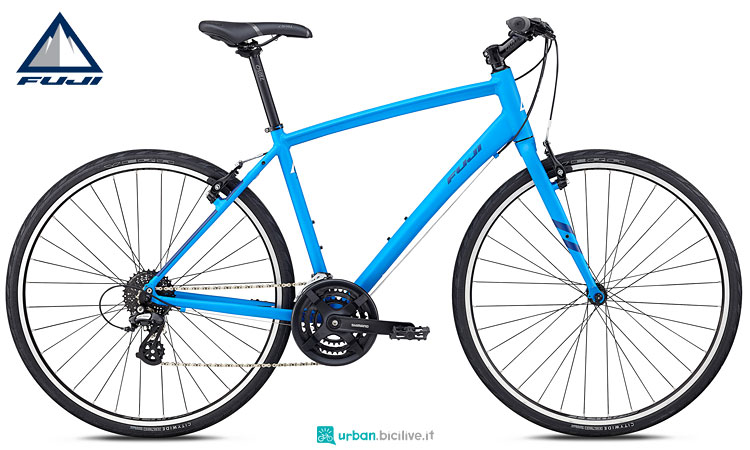 bicicletta fuji absolute entry level