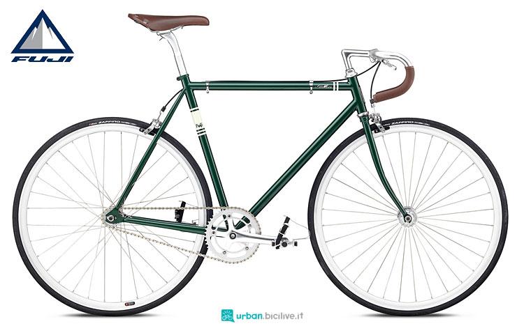 bici corsa retro vintage fuji feather