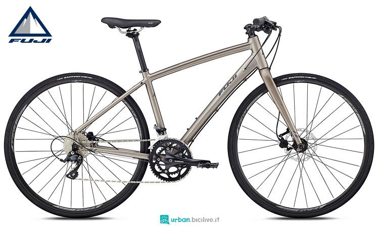 bicicletta fuji silhouette dal catalogo 2018