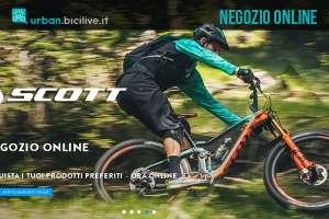 Il nuovo Scott Online Shop