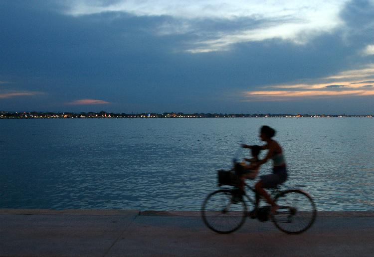 Italian Bike Festival mare e spiaggia