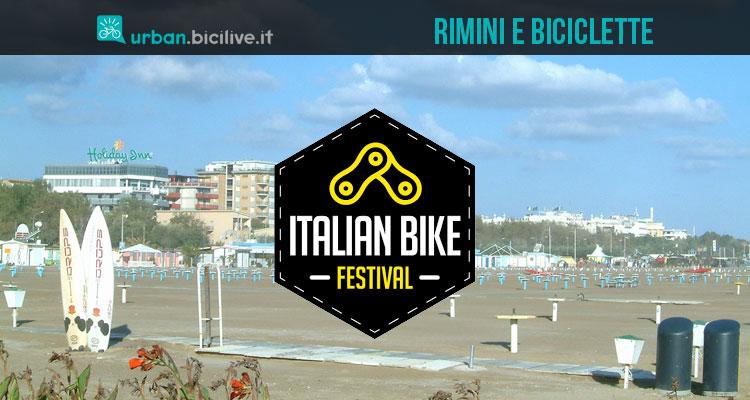 Italian Bike Festival 2018 a Rimini