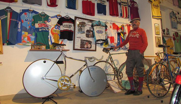 museo della bicicletta di cosseria