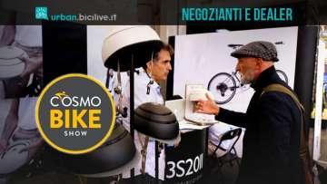Negozianti agenti e dealer a CosmoBike Show 2018