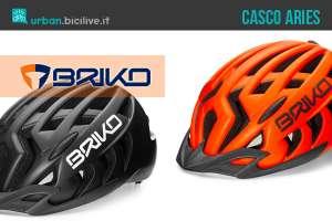 Casco bici Briko Aries