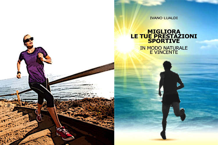 La copertina del libro per migliorare le proprie prestazioni sportive