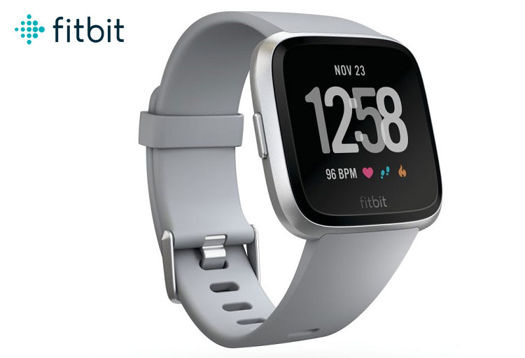 Versa orlogio intelligente di Fitbit