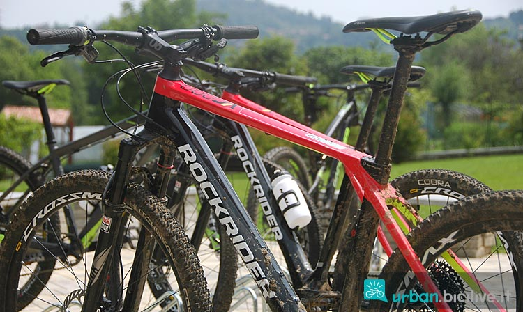 mountain bike Rockrider