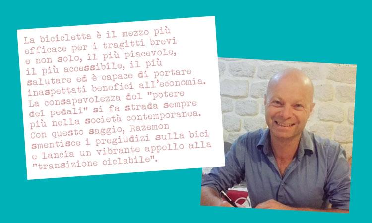 L'autore del saggio il francese Olivier Razemon