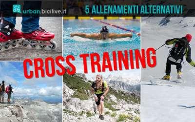 5 allenamenti alternativi per il ciclismo