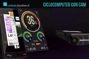 ciclocomputer con action cam Xplova X5 Evo