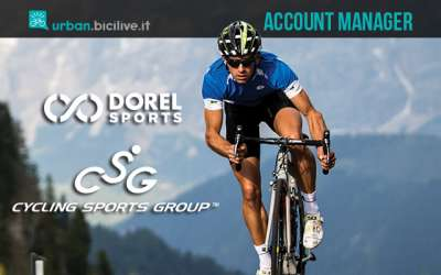 Cycling Sports Group Europe cerca Account Manager per l'Italia