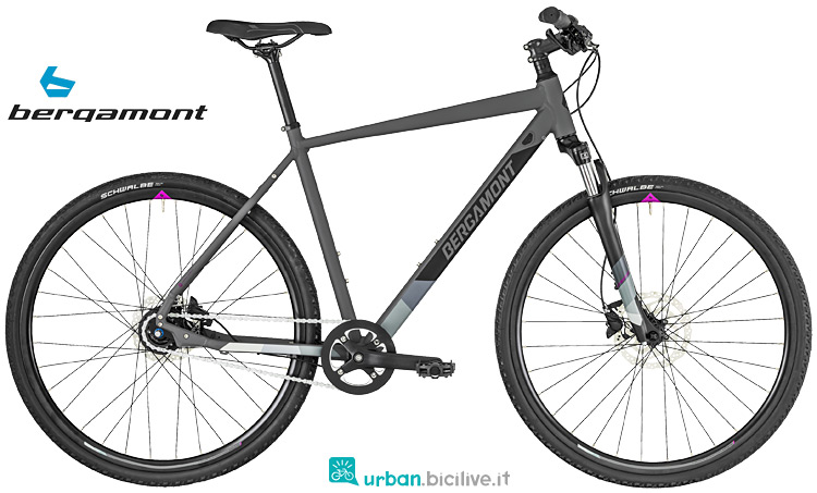city bike sportiva Bergamont Helix 2019