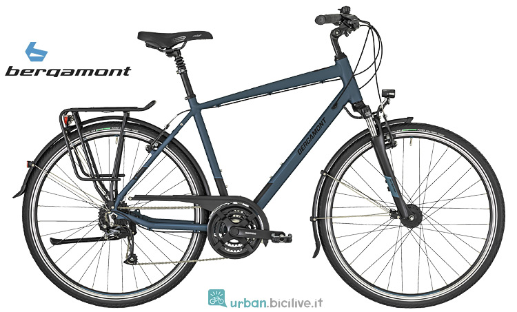 bici da cicloturismo entry level Bergamont Horizon 2019
