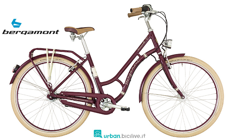 city bike retro Bergamont Summerville N7