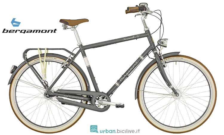 city bike vintage Bergamont Summerville N7
