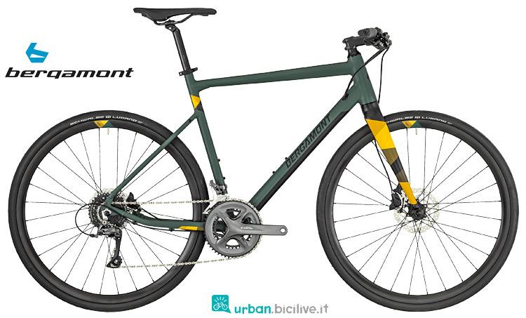 bici leggerà da città Bergamont Sweep 2019