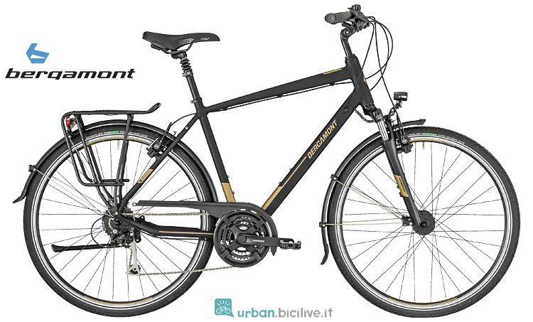 bici da cicloturismo da uomo Bergamont Horizon 2019