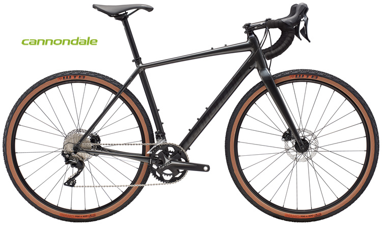 Una bici tuttofare Cannondale Topstone 105