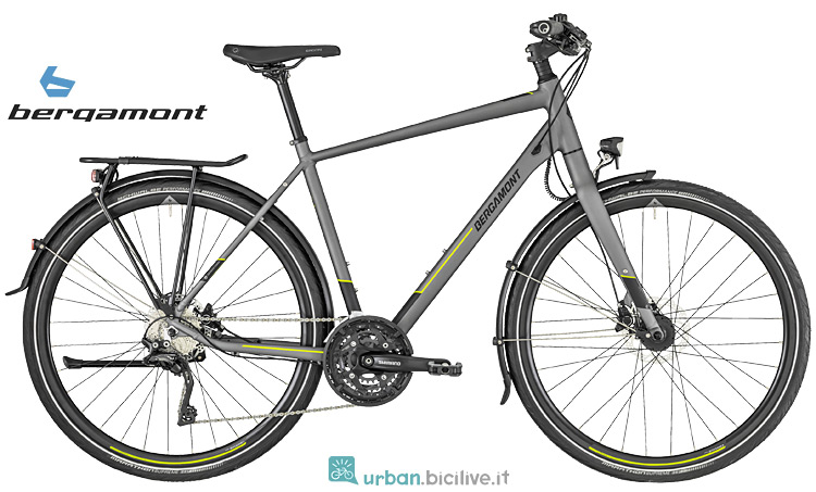 city bike Bergamont Vitess 7.0 2019