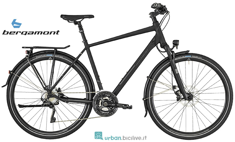 bici da turismo Bergamont Horizon 9.0 Gent