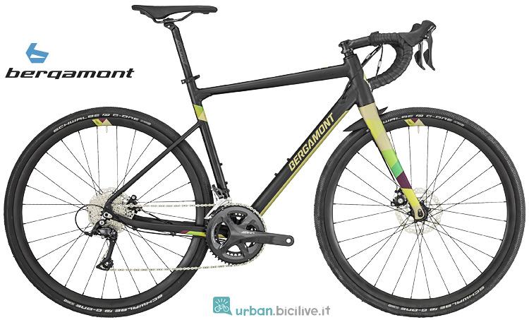 bici gravel Bergamont Grandurance 2019