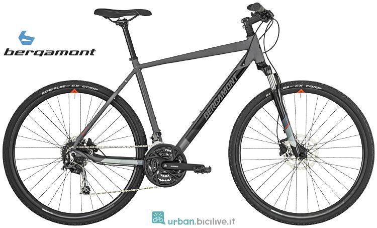 city bike sportiva Bergamont Helix 5.0 Gent