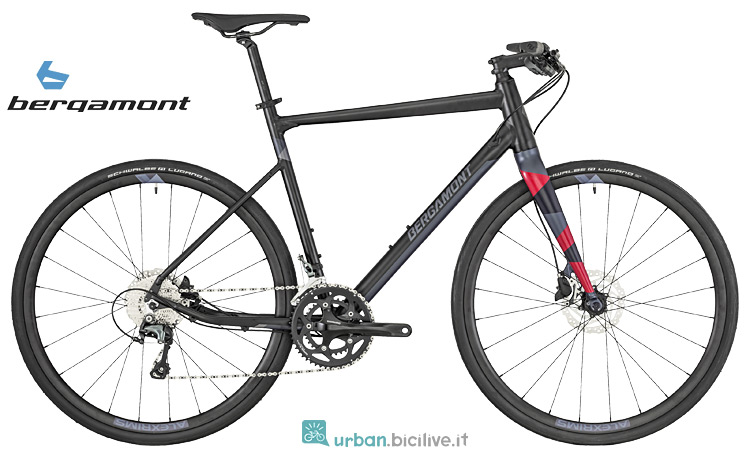 bici urban Bergamont Sweep 6.0
