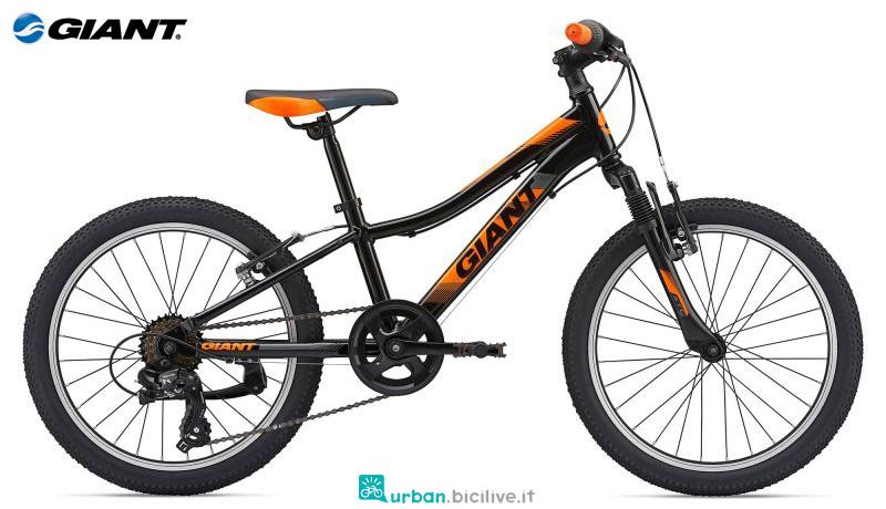 Bicicletta per bambini Giant XTC Jr 20