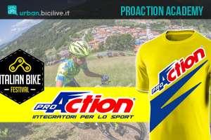 Evento ProAction Academy a Italian Bike Festival 2018