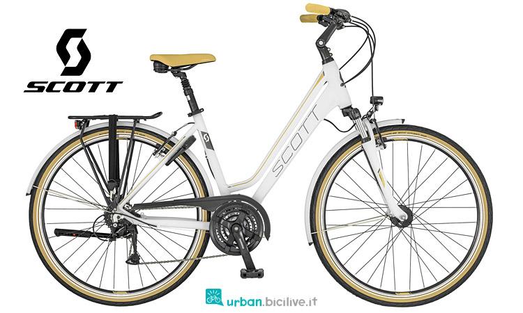 city bike da donna Scott Sub Comfort 2019