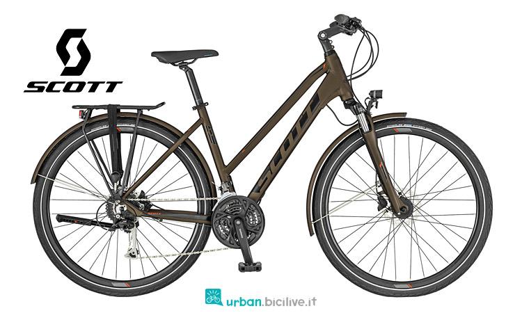 City Bike da donna Scott Sub Sport 2019