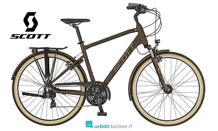 bicicletta da città economica Scott