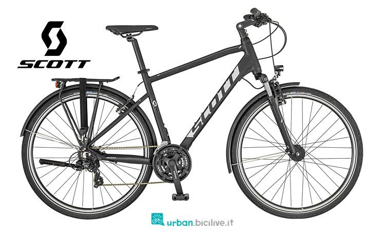 city bike entry level Scott Sub Sport 40