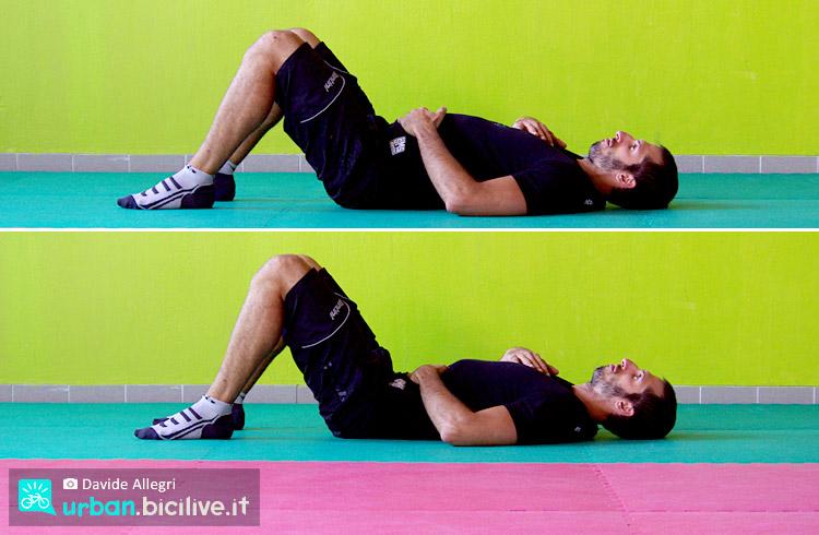 respirazione diaframmatica come benifico per il mal di schiena