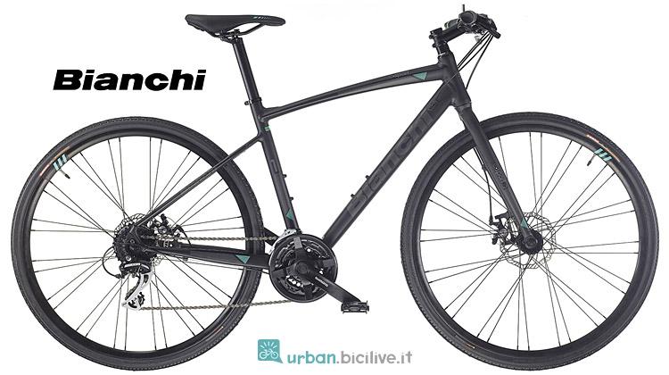 city bike dal catalogo Bianchi 2019