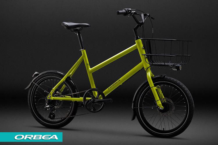 Una bicicletta Orbea Katu 30 anno 2019