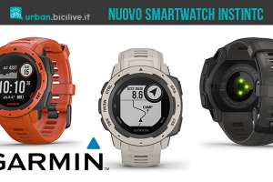 nuovo sport smartwatch Garmin Instinct