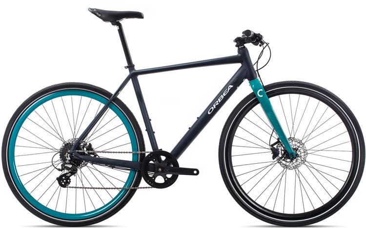 Una bicicletta Orbea Carpe 30 stagione 2019