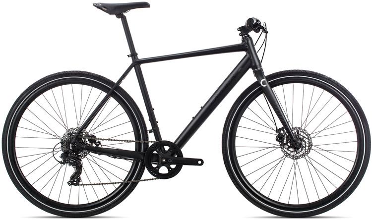 Una bici Orbea Carpe 40 adatta alla città