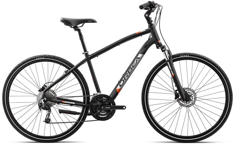 Bicicletta Orbea Comfort 10