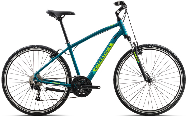 Una bici Orbea Comfort 20