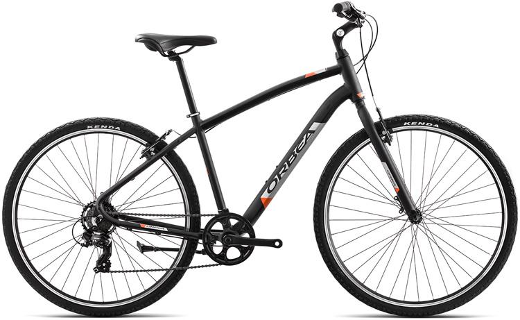Una bici da città Orbea Comfort 40