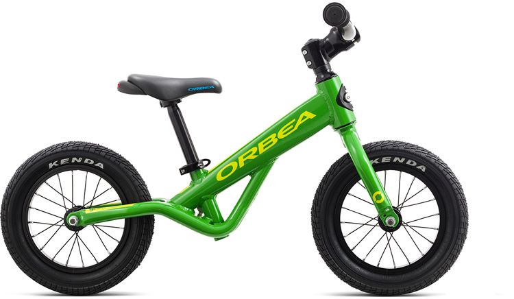 Una bici senza pedali Orbea Grow 0