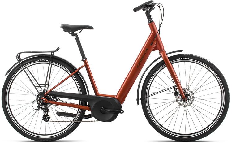 Una bicicletta ad accesso facilitato Orbea Optima A30