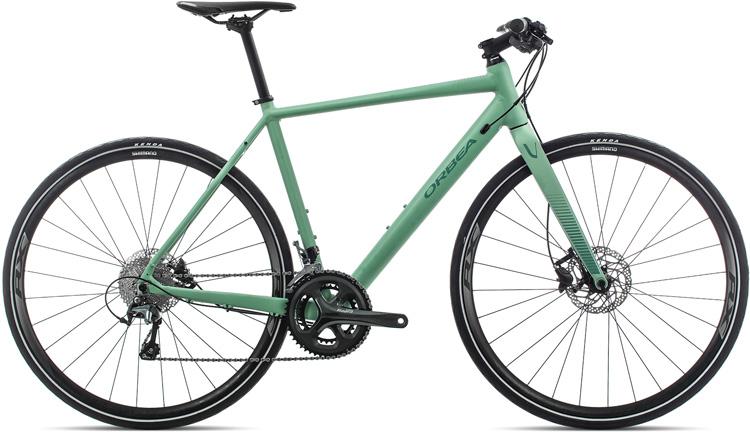 Una bicicletta urbana Orbea Vector 10 dal catalogo 2019