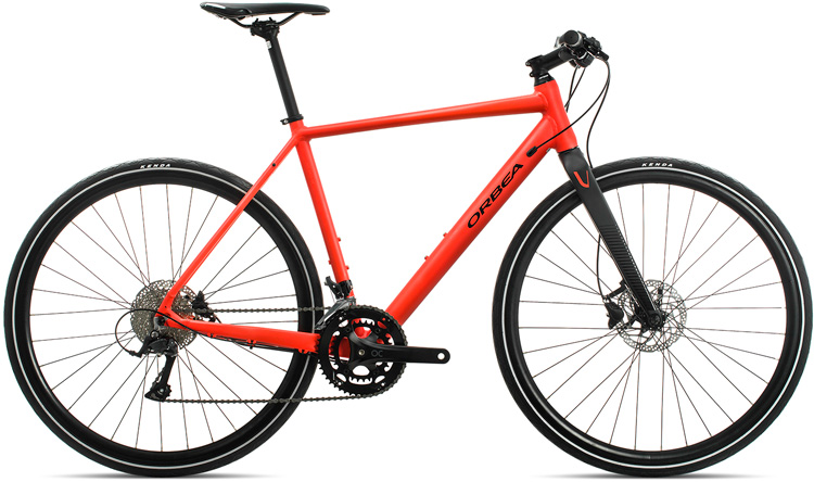 Una Orbea Vector 20 dal listino bici 2019