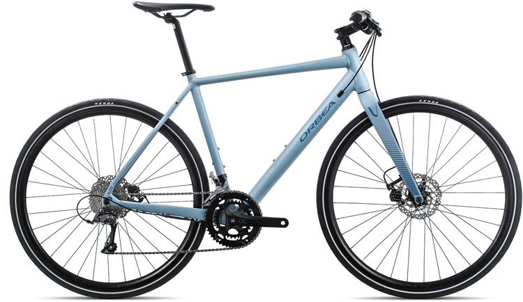 Una bicicletta da città Orbea Vector 30