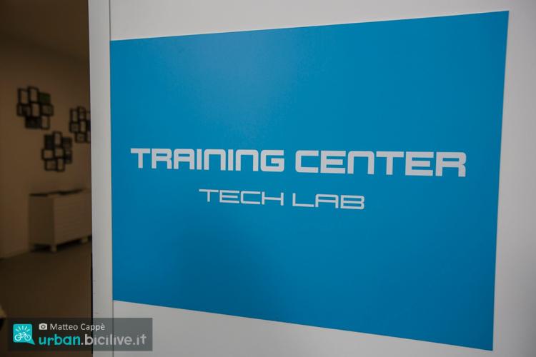 foto del tech lab di shimano