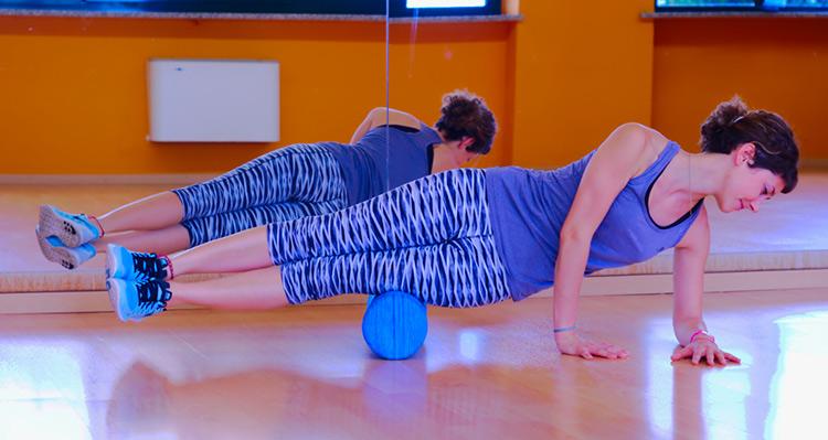 Foam roller come metodo di recupero post allenamento